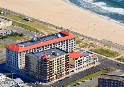 Asbury Park Condo/Townhouse For Sale: 1501 Ocean Avenue #2403