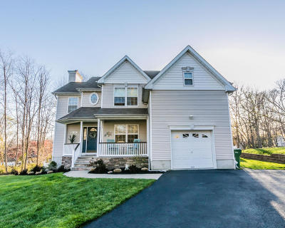 Neptune Township Single Family Home Under Contract: 5 Sean Drive