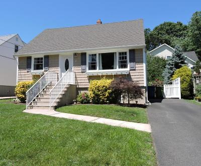 Neptune Township NJ Single Family Home Under Contract: $339,900