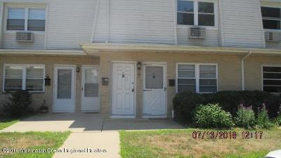 Eatontown Condo/Townhouse For Sale: 70 White Street #A