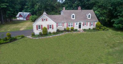 Holmdel Single Family Home For Sale: 810 Holmdel Road