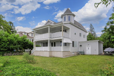 Atlantic Highlands, Highlands Single Family Home For Sale: 24 Highland Place