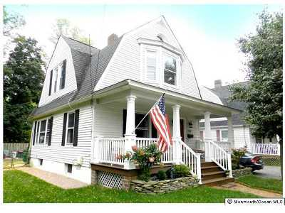 Fair Haven Single Family Home For Sale: 528 River Road