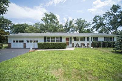 Lawrenceville Single Family Home For Sale: 2838 Princeton #Pike