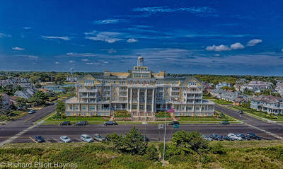 Spring Lake Condo/Townhouse For Sale: 700 Ocean Avenue #G32