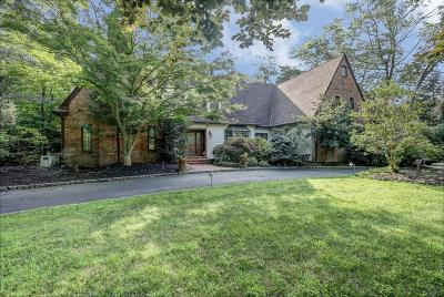 Toms River Single Family Home For Sale: 1613 Badger Drive