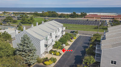 Long Branch Condo/Townhouse For Sale: 280 Ocean Avenue #B4