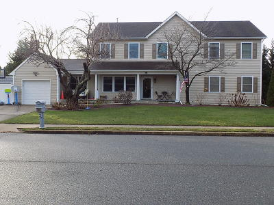 West Long Branch Single Family Home For Sale: 74 Cooper Avenue