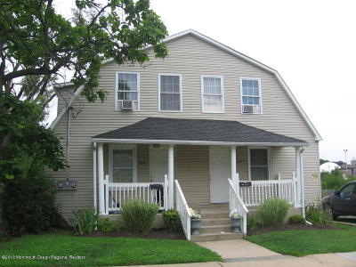 Long Branch Multi Family Home For Sale: 221 Seaview Avenue