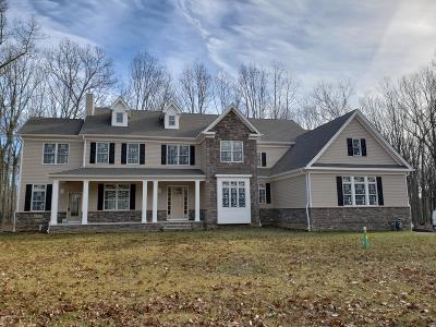 Manalapan Single Family Home For Sale: 77 Oakland Mills Road