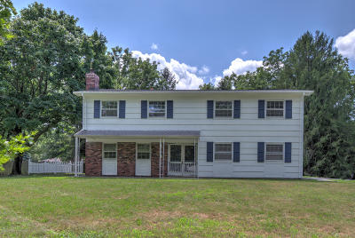 Single Family Home For Sale: 161 Bar Harbor Road
