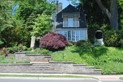 Little Silver Single Family Home For Sale: 67 Woodbine Avenue