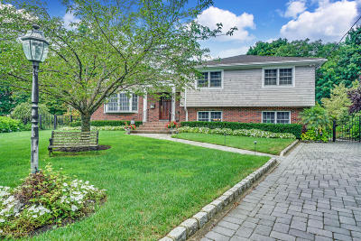 Long Branch Single Family Home For Sale: 570 Monmouth Place