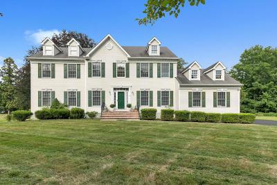 Little Silver Single Family Home For Sale: 28 Seven Bridges Road