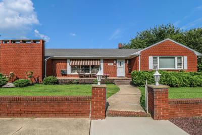 Brick Single Family Home For Sale: 321 Georgia Drive
