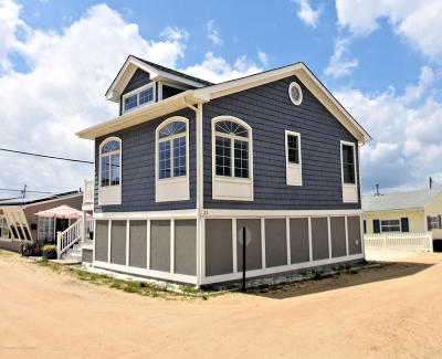 Lavallette Single Family Home Under Contract: 21 E Amberjack Way