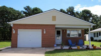 Hc Heights Adult Community Under Contract: 55 Chesterfield Lane