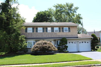 Hazlet Single Family Home Under Contract: 30 Ennis Drive