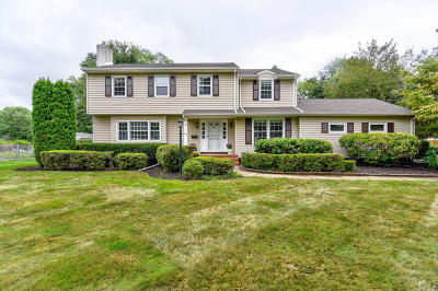 Freehold NJ Single Family Home Under Contract: $519,900