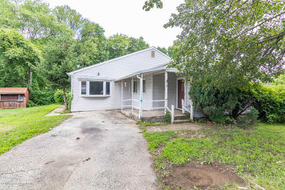 Atlantic Highlands, Highlands Single Family Home Under Contract: 10 Kennedy Court