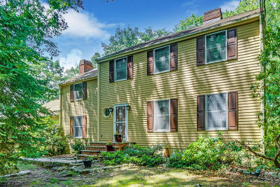 Millstone Single Family Home For Sale: 18 Back Bone Hill Road