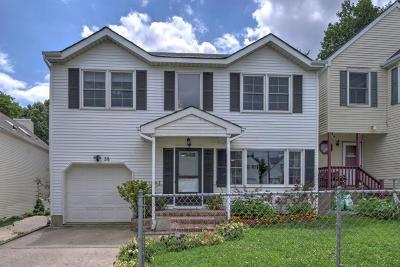 Aberdeen, Matawan Single Family Home For Sale: 58 Oak Knoll Drive