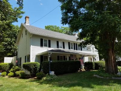 Neptune Township NJ Single Family Home For Sale: $399,000