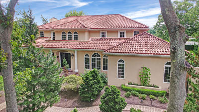 Single Family Home For Sale: 1609 Otter Drive