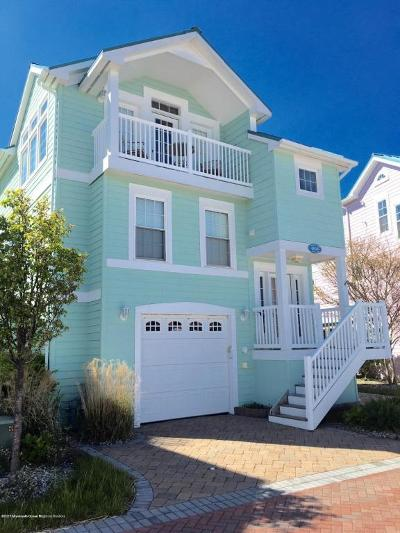 Beach Haven Townhouse For Sale: 808 Bay Club Lane #12