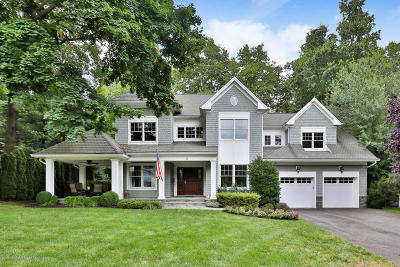 Fair Haven Single Family Home Under Contract: 16 Hillside Place