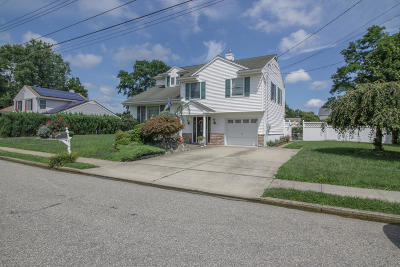 Neptune Township Single Family Home Under Contract: 8 Dartmouth Road