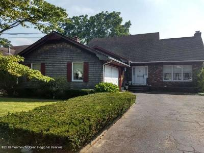Point Pleasant Single Family Home For Sale: 2406 Mallow Street