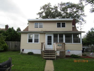 Toms River Single Family Home For Sale: 139 Division Street