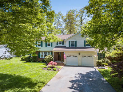 Eatontown Single Family Home For Sale: 35 Rozbern Drive