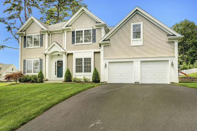 Avon-by-the-sea, Belmar, Bradley Beach, Brielle, Manasquan, Spring Lake, Spring Lake Heights Single Family Home For Sale: 2437 Sycamore Street
