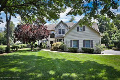 Little Silver Single Family Home Under Contract: 22 Winfield Drive