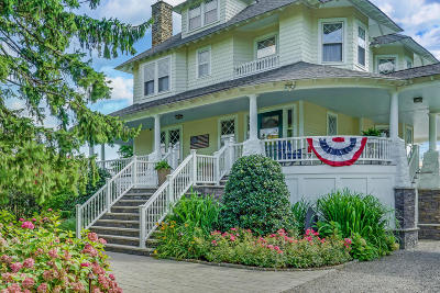 Long Branch, Monmouth Beach, Oceanport Single Family Home For Sale: 175 Comanche Drive