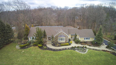 Holmdel NJ Single Family Home For Sale: $875,000