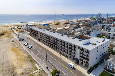 Seaside Heights Condo/Townhouse For Sale: 51 Hiering Avenue #B5
