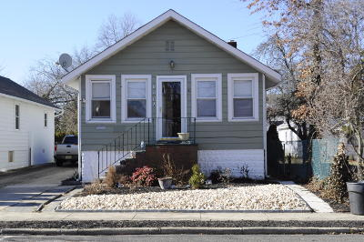Belmar Single Family Home Under Contract: 1234 Maplewood Road