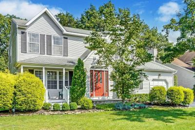Howell Single Family Home Under Contract: 27 Davids Lane
