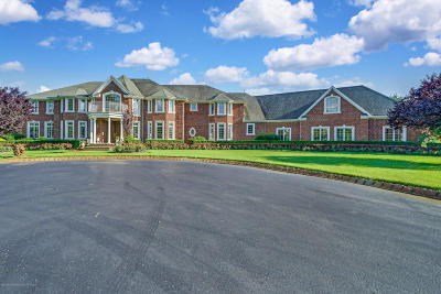 Monmouth County Farm For Sale: 6 Wyndcrest Court