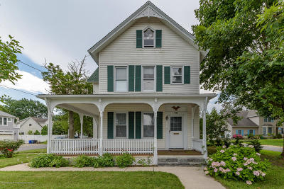 Point Pleasant Single Family Home Under Contract: 912 Route 88