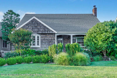 Sea Girt Single Family Home For Sale: 107 Neptune Place