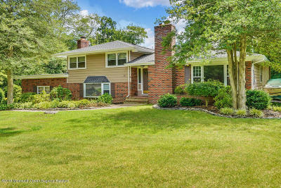 Toms River Single Family Home For Sale: 881 Ocean View Drive
