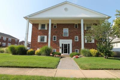 Avon-by-the-sea, Belmar Condo/Townhouse For Sale: 205 2nd Avenue #1D
