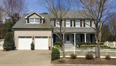 Sea Girt Single Family Home For Sale: 1328 Willow Drive
