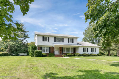 Sea Girt Single Family Home Under Contract: 2149 Redwood Drive