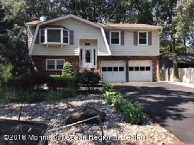 Point Pleasant Single Family Home For Sale: 1161 Bradford Drive