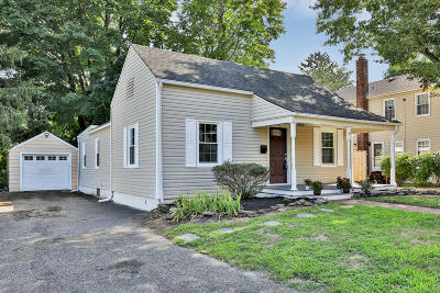 Red Bank Single Family Home For Sale: 6 Oldfield Place